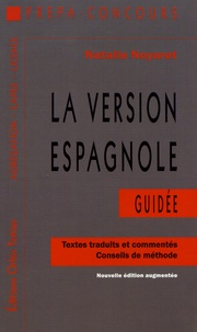 Natalie Noyaret - La version espagnole guidée.