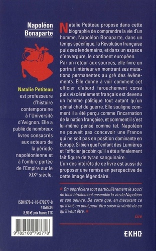 Napoléon Bonaparte. La nation incarnée