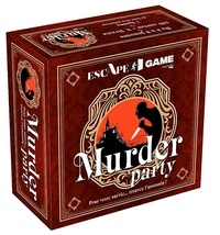 Histoiresdenlire.be Escape Game Murder Party Image