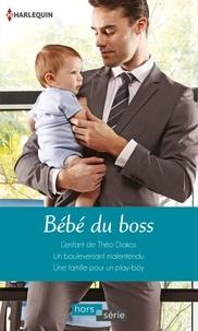Natalie Rivers et Diana Hamilton - Bébé du boss - L'enfant de Théo Diakos - Un bouleversant malentendu - Une famille pour un play-boy.