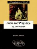 "Natalie Roulon - ""Pride and prejudice"" by Jane Austen - Anglais LV1 renforcée, terminale L."