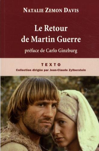 Natalie Zemon Davis - Le Retour de Martin Guerre.