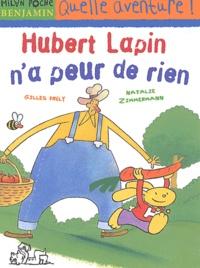 Histoiresdenlire.be Hubert Lapin n'a peur de rien Image