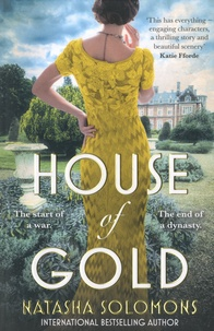 Natasha Solomons - House of Gold.