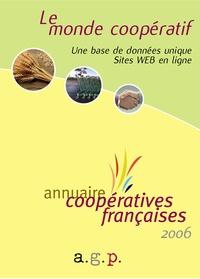 AGP - Annuaire général des coopératives françaises et de leurs fournisseurs - CD-ROM.