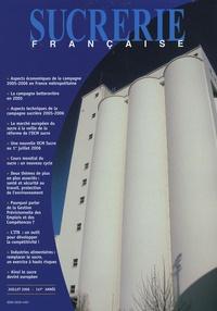 SNFS - Sucrerie française.