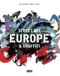 Nath Oxygène et Brigitte Silhol - Europe, street art & graffiti.