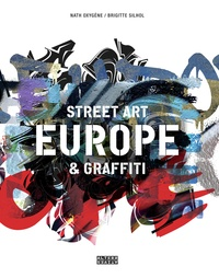 Europe, street art & graffiti - Nath Oxygène |