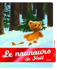 Nathaële Vogel - Le nounours de Noël.