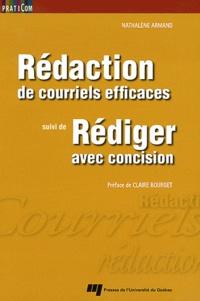 Rédaction de courriels efficaces suivi de Rédiger avec concision.pdf