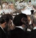 Nathalia Brodskaya - Degas.