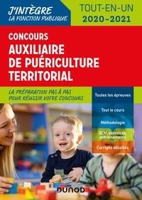 Nathalie Assouly-Brun et Marie-Hélène Hurtig - Concours Auxiliaire de puériculture territorial 2020-2021 - Tout-en-un.