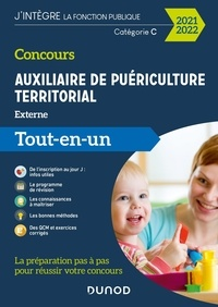 Nathalie Assouly-Brun et Marie-Hélène Hurtig - Concours Auxiliaire de puériculture territorial - Tout-en-un.