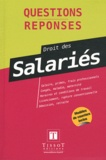 Nathalie Attia et Sabine Carty - Droit des salariés - Questions/réponses.