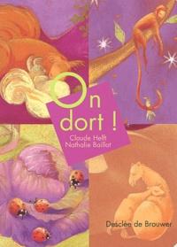 Nathalie Baillot et Claude Helft - On dort !.