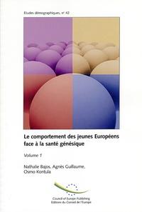 Nathalie Bajos - Comportement des jeunes européens face à la  santé génésique.