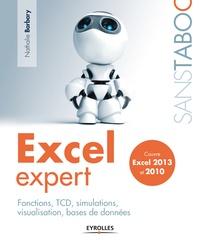 Nathalie Barbary - Excel expert - Fonctions, simulations, bases de données.