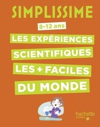 Nathalie Barde - Simplissime - Le livre des expériences scientifiques le plus facile du monde.