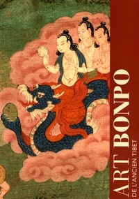 Art bonpo de l'ancien Tibet - Nathalie Bazin |