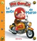 Nathalie Bélineau et Alexis Nesme - La moto de Marco.