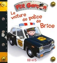 Nathalie Bélineau - La voiture de police de Brice.