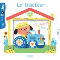 Nathalie Bélineau et Clémentine Derodit - Le tracteur.