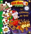 Nathalie Bélineau et Alexis Nesme - Le traîneau de Noël.