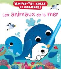 Nathalie Bélineau et Federica Iossa - Les animaux de la mer.