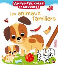 Nathalie Bélineau et Federica Iossa - Les animaux familiers.