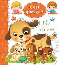 Nathalie Bélineau - Les chiens.