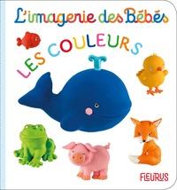 Nathalie Bélineau et Christelle Mekdjian - Les couleurs.