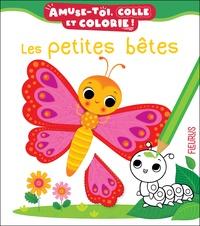 Nathalie Bélineau et Federica Iossa - Les petites bêtes.