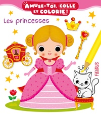 Nathalie Bélineau et Federica Iossa - Les princesses.