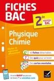 Nathalie Benguigui et Patrice Brossard - Fiches bac Physique-Chimie 2de - nouveau programme Seconde.