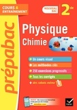 Nathalie Benguigui et Patrice Brossard - Physique-chimie 2de - Prépabac Cours & entraînement - nouveau programme de Seconde.