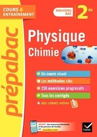 Nathalie Benguigui et Patrice Brossard - Physique-chimie 2de - Prépabac - nouveau programme de Seconde (2020-2021).