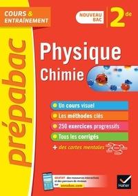 Nathalie Benguigui et Patrice Brossard - Physique-Chimie 2de.