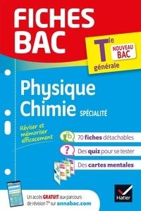 Nathalie Benguigui et Patrice Brossard - Physique-Chimie spécialité Tle.
