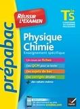Nathalie Benguigui - Physique Chimie Tle S enseignement spécifique.