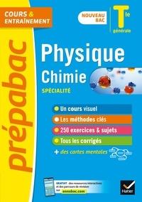 Nathalie Benguigui et Patrice Brossard - Prépabac Physique-Chimie Tle générale (spécialité) - Bac 2022 - nouveau programme de Terminale.