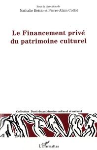 Le Financement privé du patrimoine culturel.pdf
