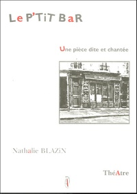 Nathalie Blazin - Le petit bar.