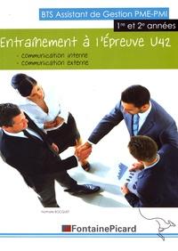 Entraînement à lépreuve U42 BTS assistant de gestion PME-PMI 1re et 2e années.pdf