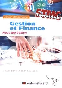 Nathalie Bocquet et Nathalie Collot - Gestion et finance Tle STMG.
