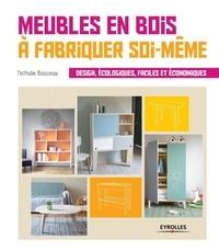 Nathalie Boisseau - Meubles en bois à fabriquer soi-même - Design, écologiques, faciles et économiques.