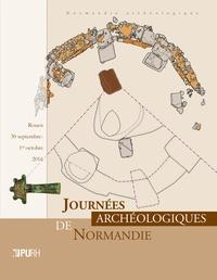 Nathalie Bolo et Florence Carré - Journées archéologiques de Normandie - Rouen, 30 septembre-1er octobre 2016.