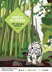 Nathalie Bouathong-Morin - Forêts du monde - 100 coloriages mystères.