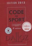 Nathalie Bourzat - Code du sport commenté. 1 Cédérom