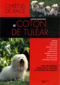 Nathalie Brabant-Brkic - Le Coton de Tuléar.