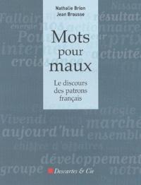 Mots pour maux. Le discours des patrons français.pdf